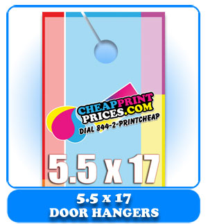 cheap 5.5x17 large door hanger