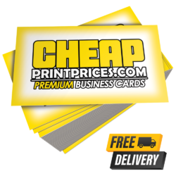 Cheap Business Cards with Free Delivery